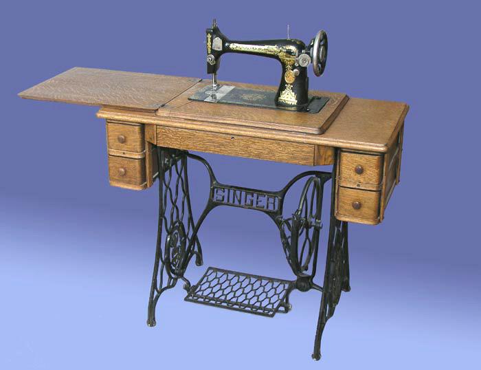 foot treadle sewing machine